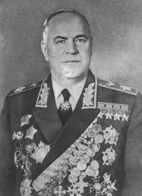 Отношения жукова георгия константиновича со сталиным